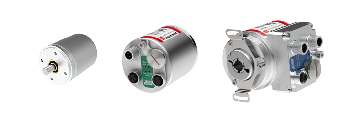 Absolute rotary encoders