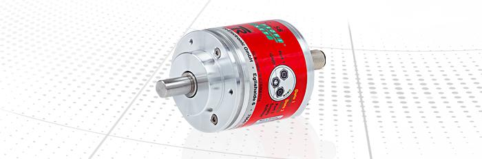 Drehgeber 58 - Das 58 mm-Gehäuse für industrielle Standardanwendungen
