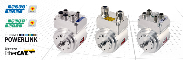 Safety rotary encoders